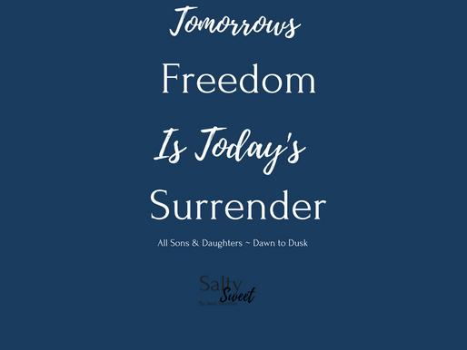 Tomorrows Freedom