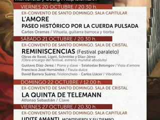 Concierto en La Laguna (FEMALL 2017)