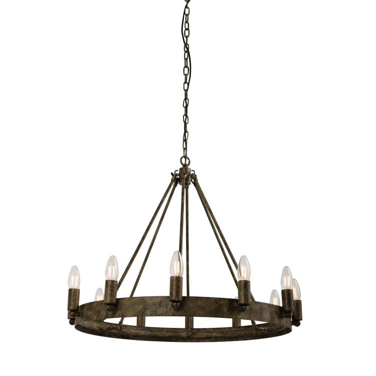 Chevalier 12 Light Pendant