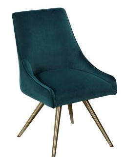 Amy chair (Teal)