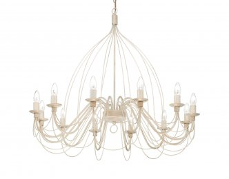 Corte 12 Light Pendant