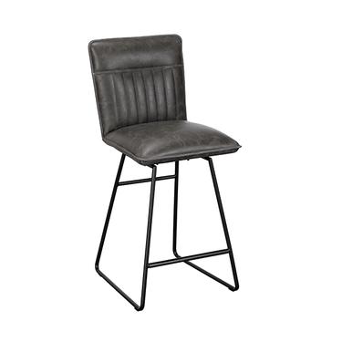 Cooper grey stool
