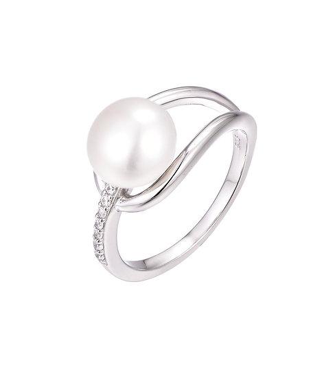 Pearl Loop Ring