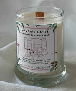 Lover's Latte Soy Candle