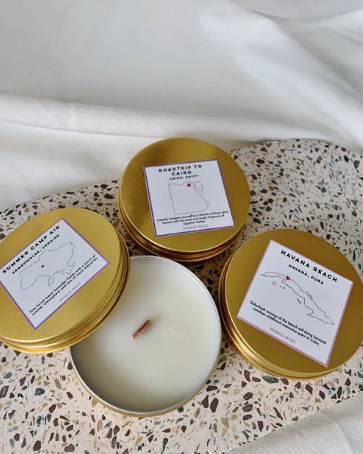 4oz Three Candle Discovery Kit