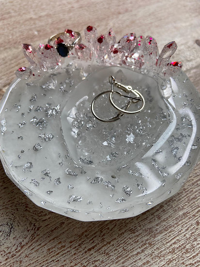 Crystallized Ring Tray