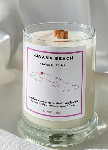 Havana Beach Soy Candle