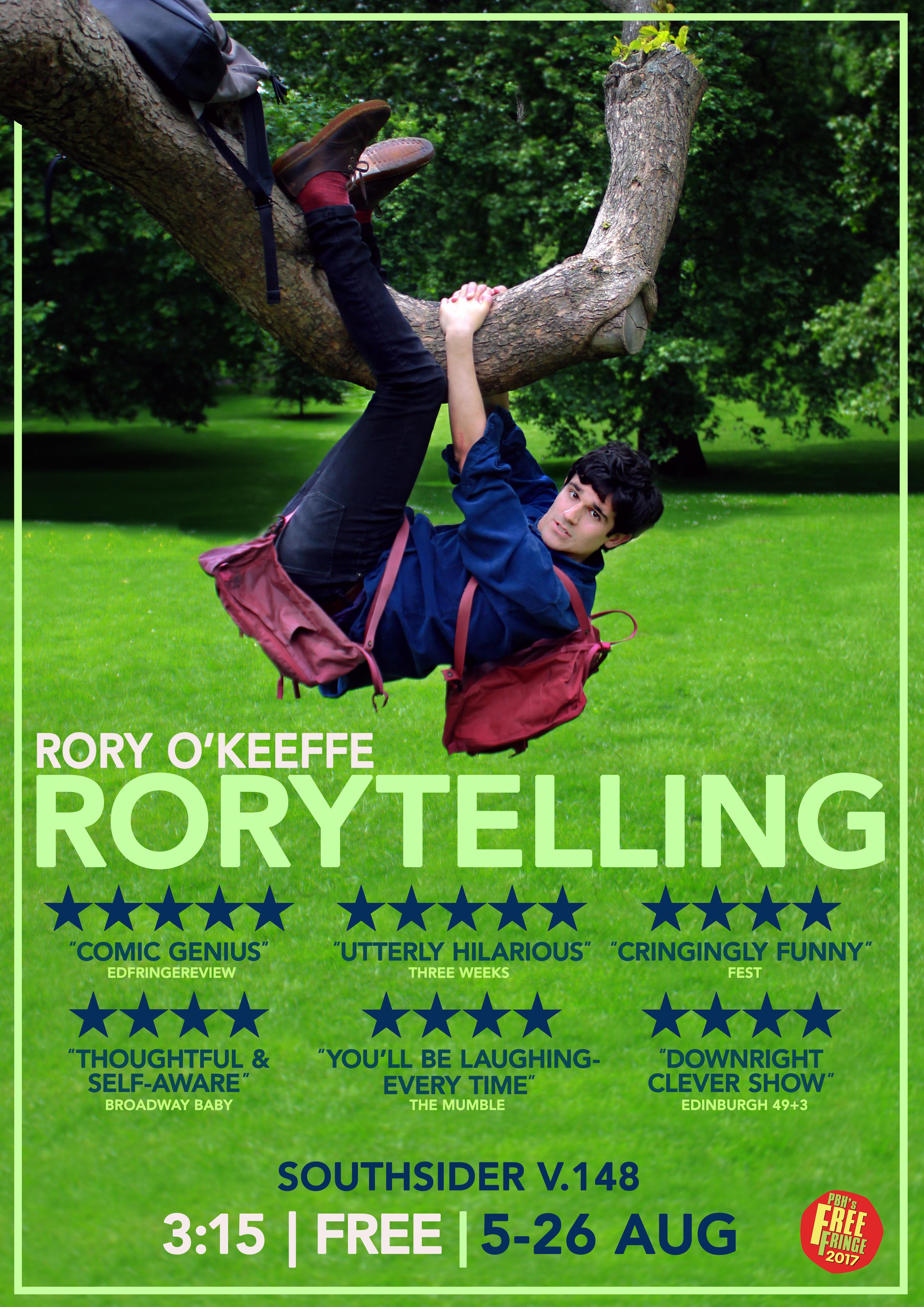 Rory O'Keeffe 2017