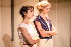 Claire Redcliffe, Rachel Pickup - by Scott Rylander