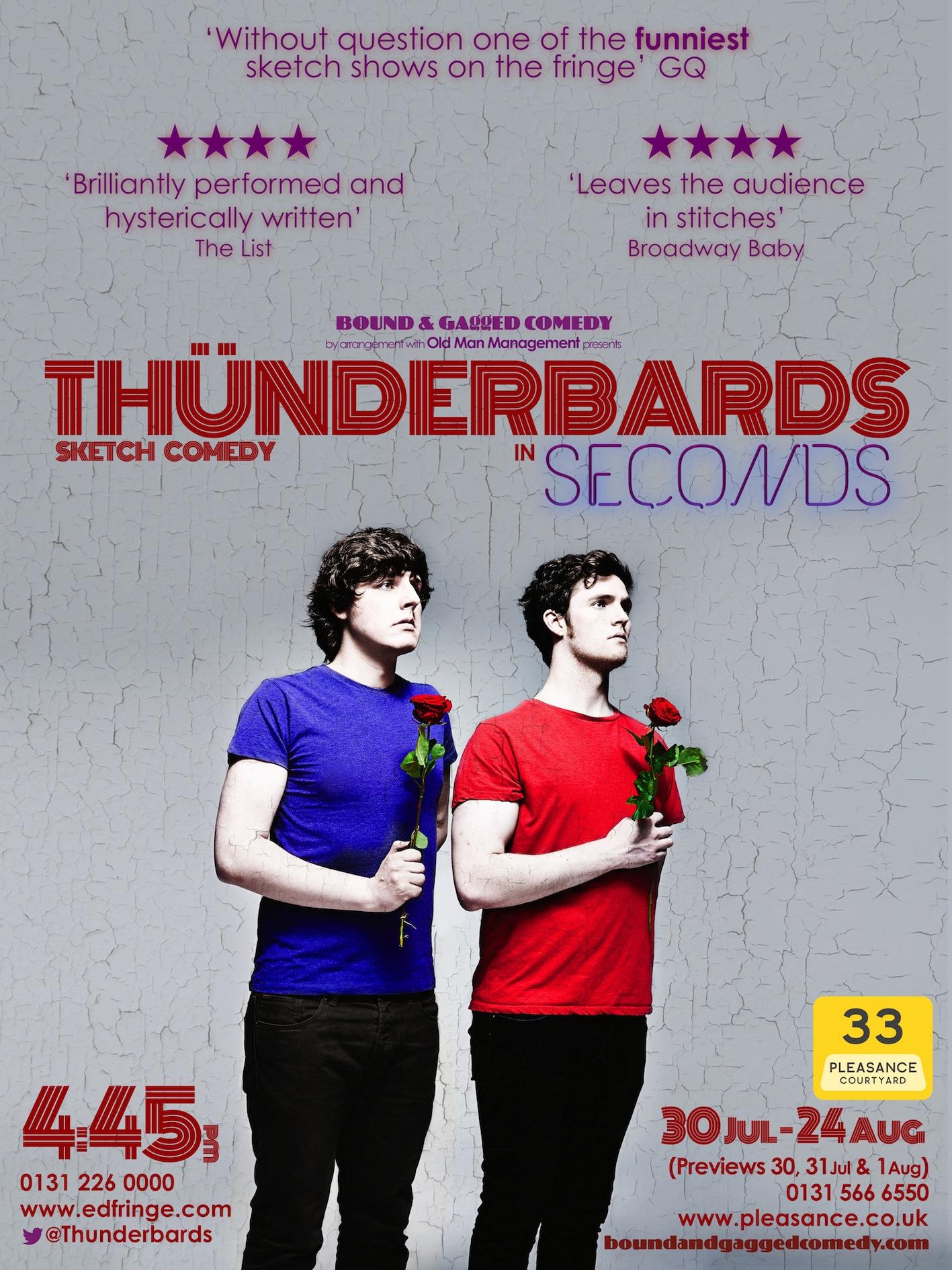 Thunderbards 2014