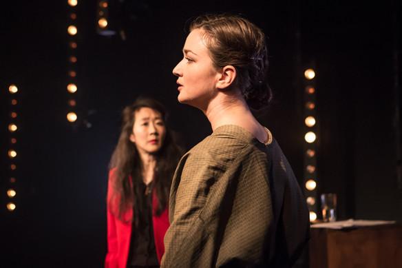 Amy Molloy and Elizabeth Chan - by Scott