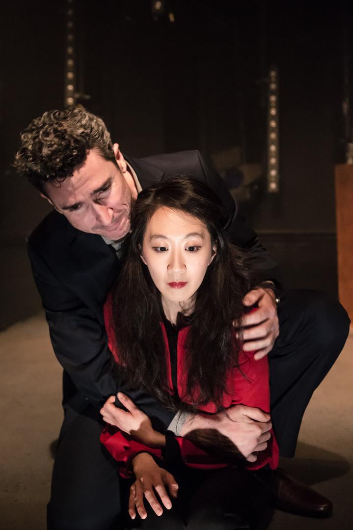 Timothy Knightley and Elizabeth Chan -by