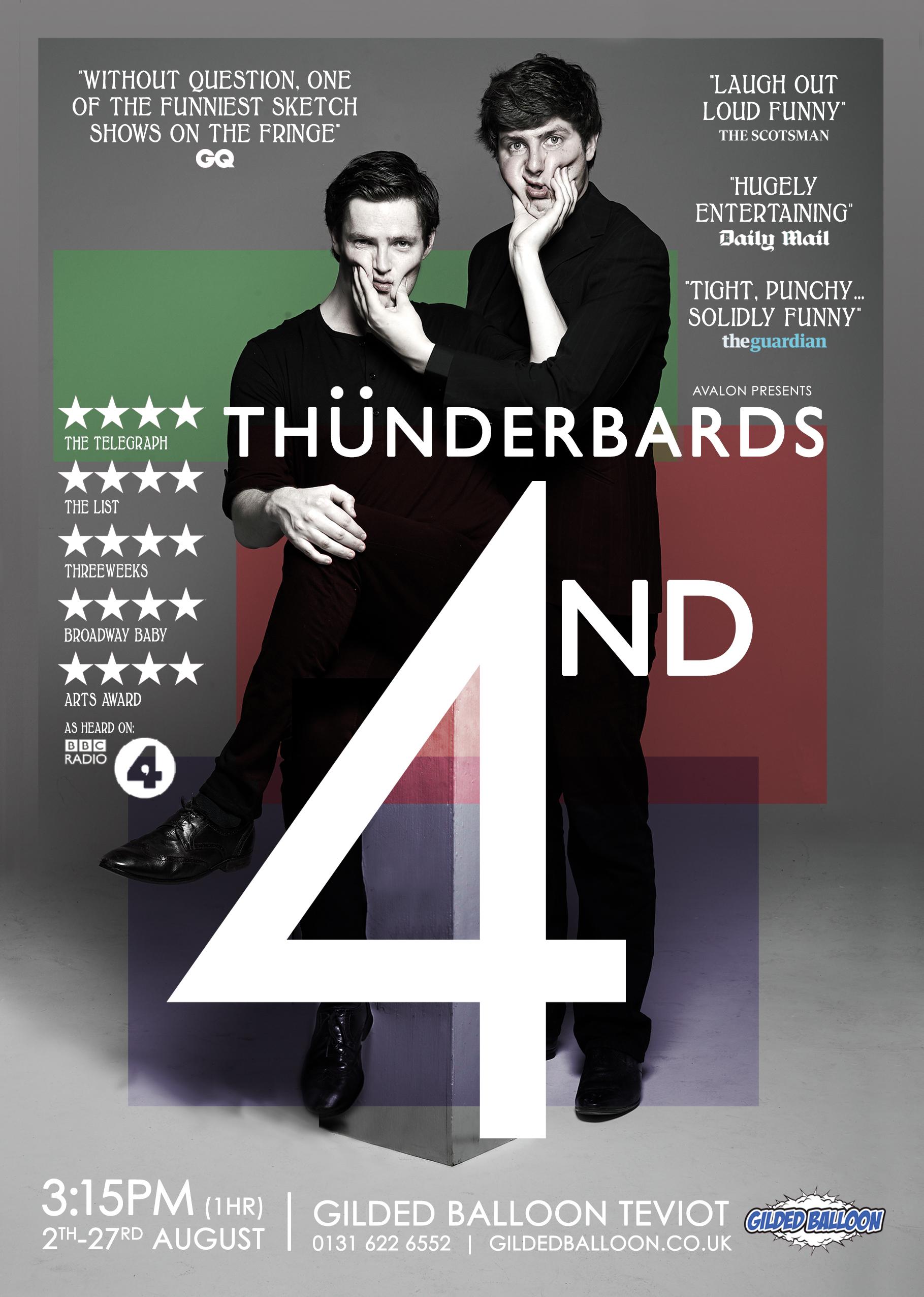 Thunderbards 2017