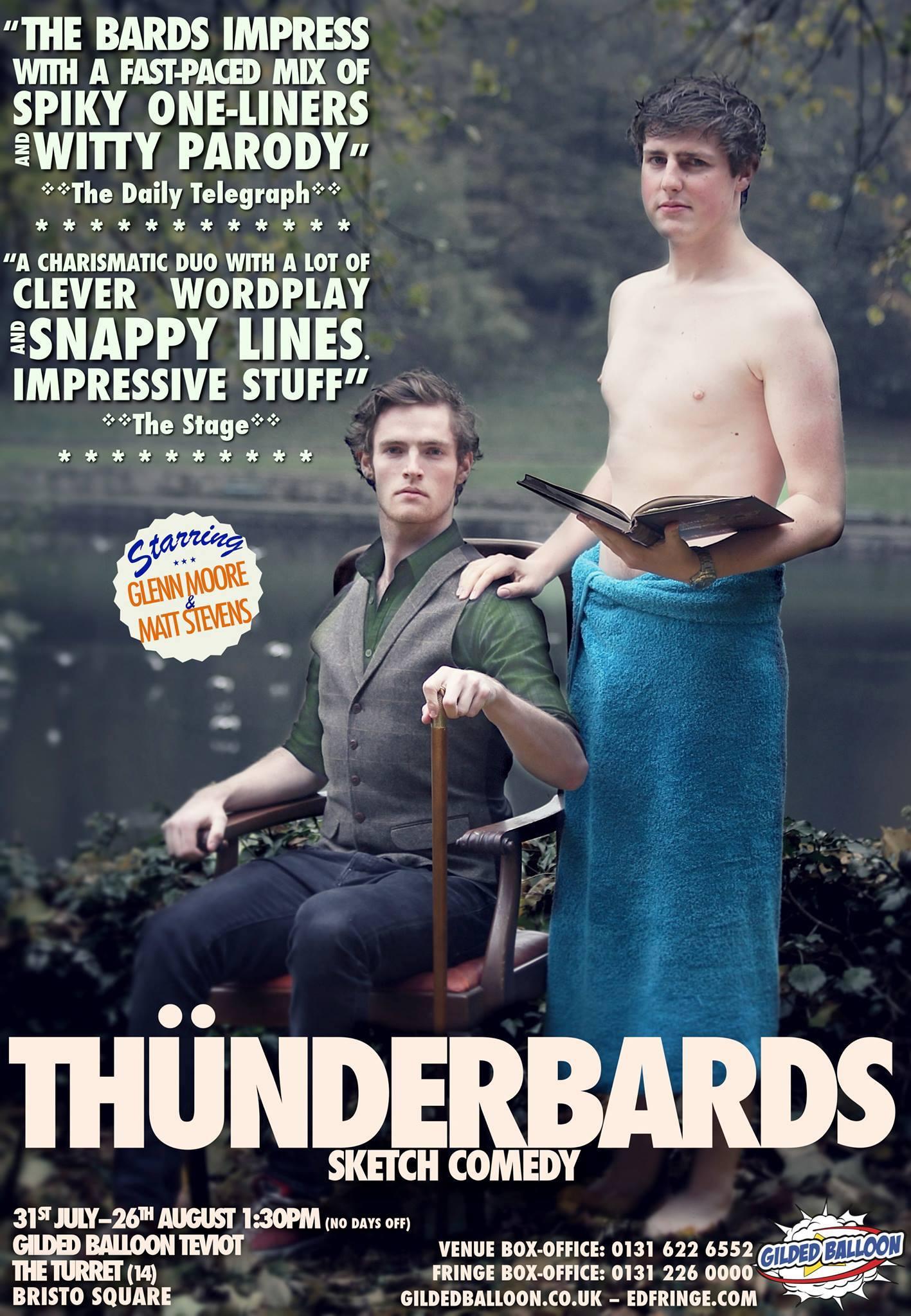 Thunderbards 2013