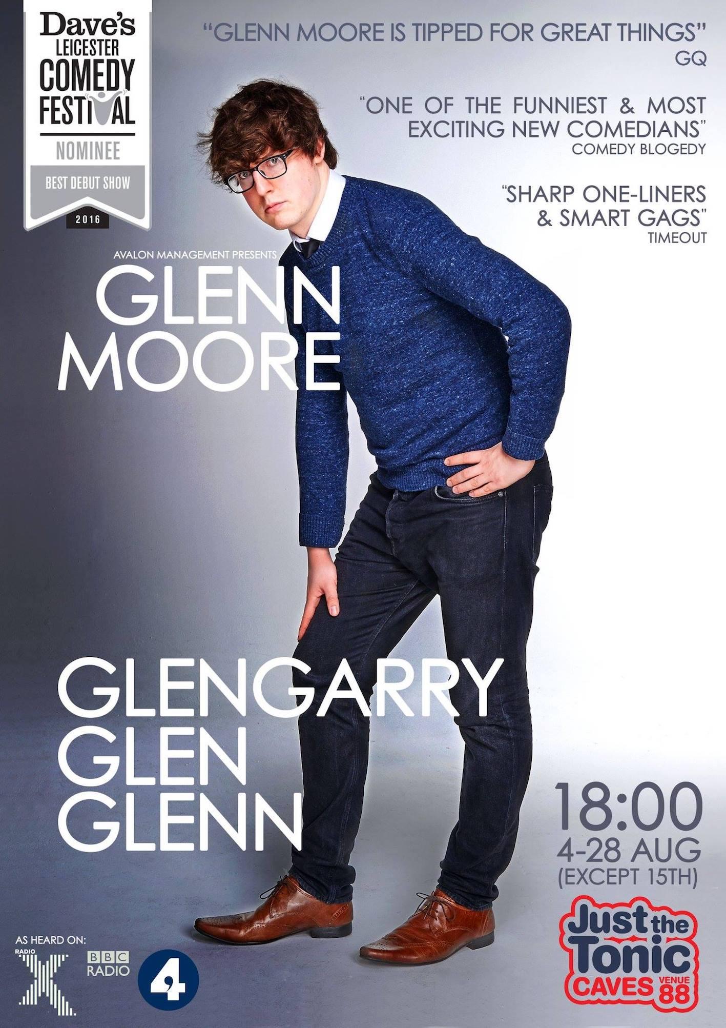Glenn Moore 2016