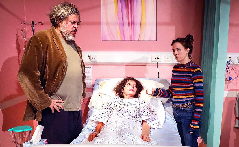 Cariad Lloyd, Kirstin Milward, Rob Crouch - A Funny Thing Happened... - Arsalan Sattari Productions