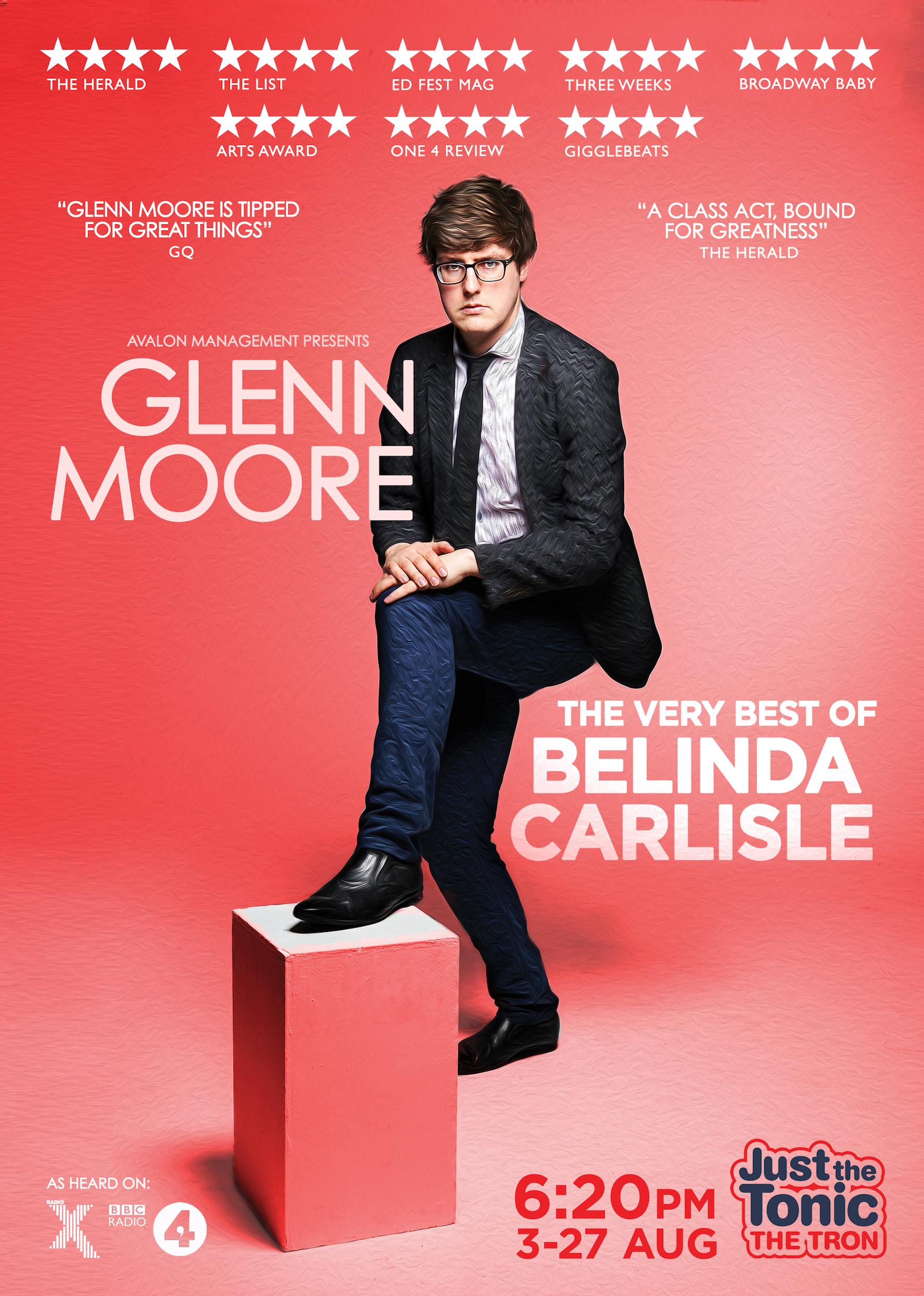 Glenn Moore 2017