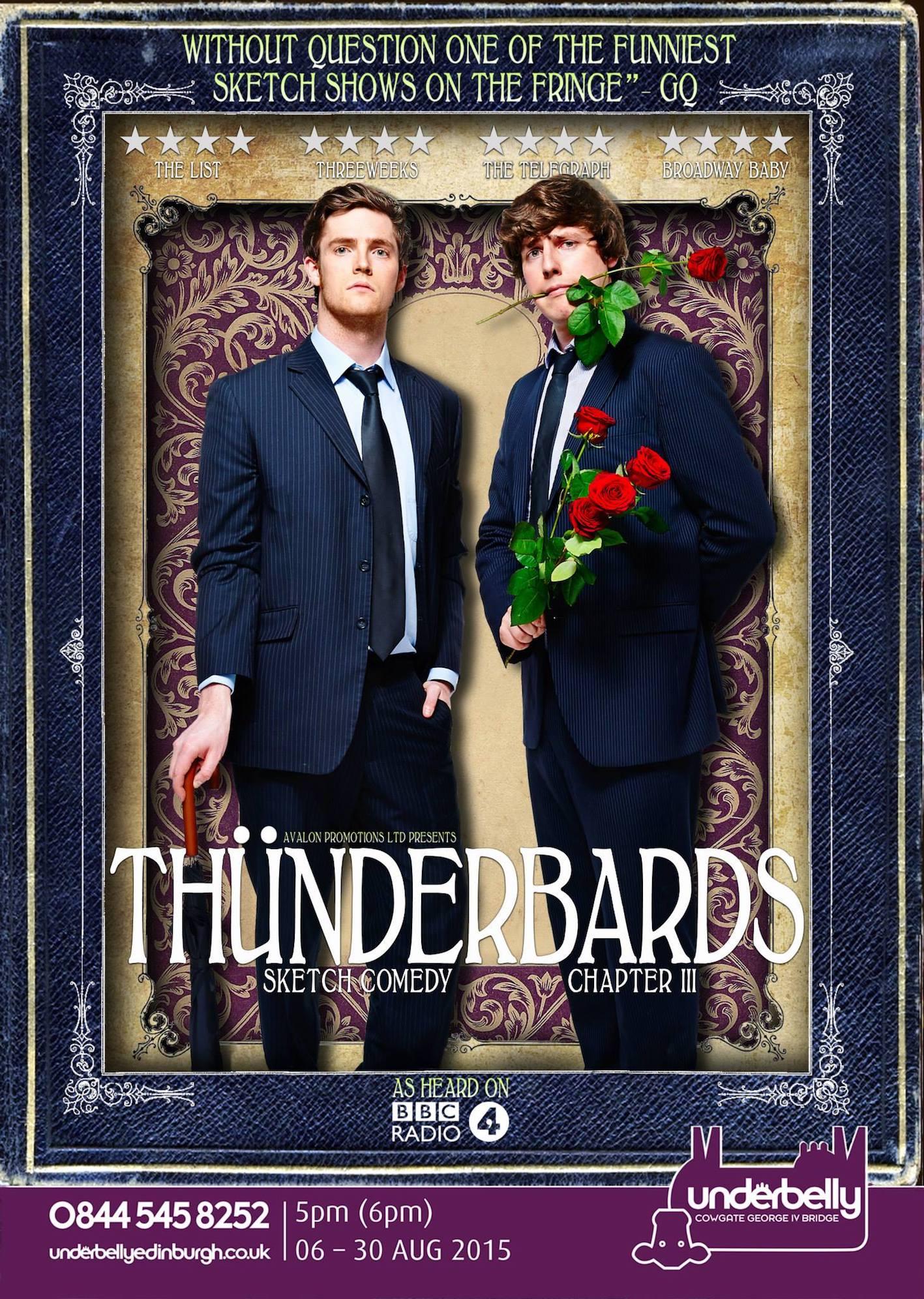 Thunderbards 2015