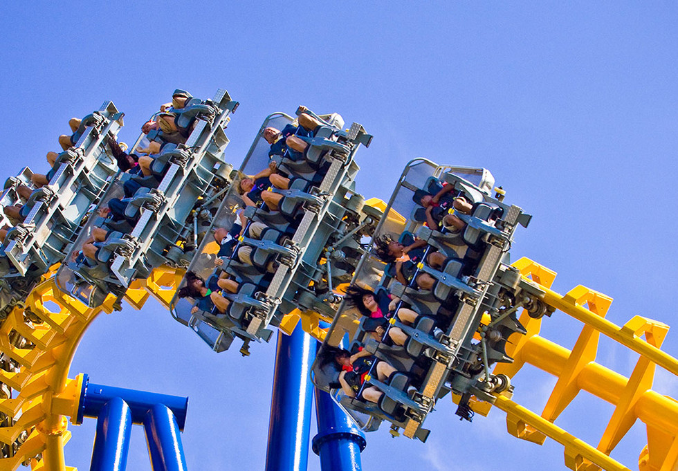 THE BEST ROLLER COASTER