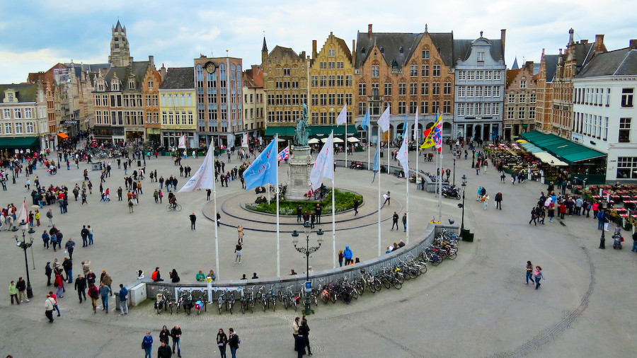 Busy Square