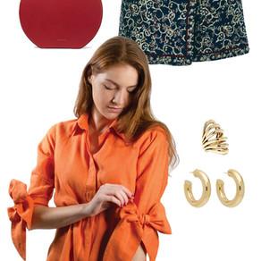 Fin de Semana- Blusas de Lazo Lino