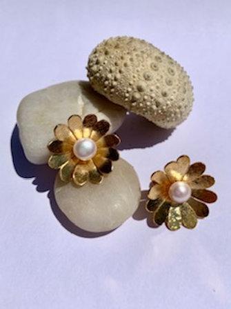 Pearl Margarita Earring