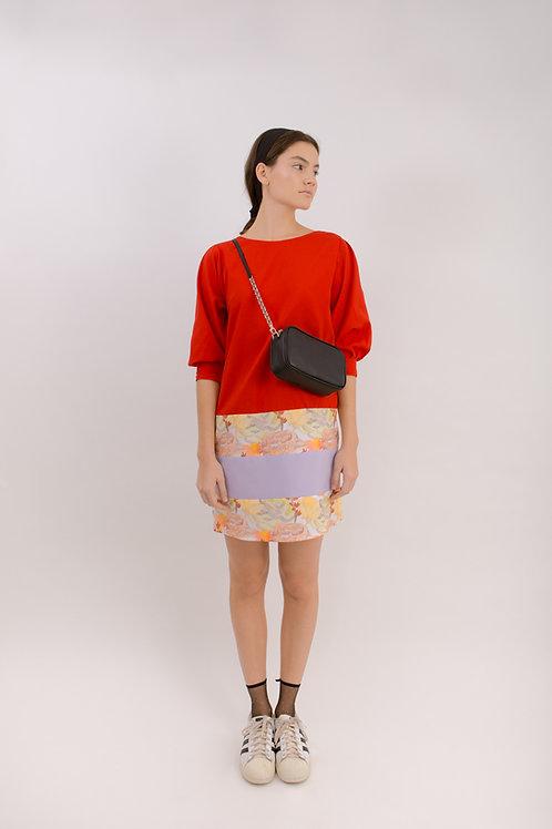 Printed Merlina Dress
