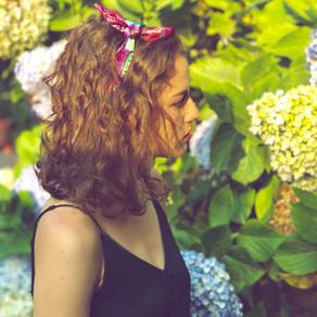Head ribbon / Cinta Cabeza