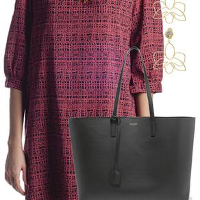 Casual- Merlina Dress