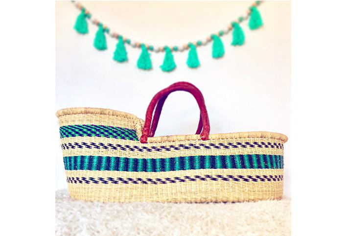 Bilia Moses Basket - BASS