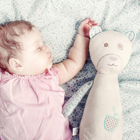 National Bed Month; top tips for getting your baby to sleep!