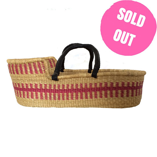 COTTONWOOD - Bilia Moses Basket