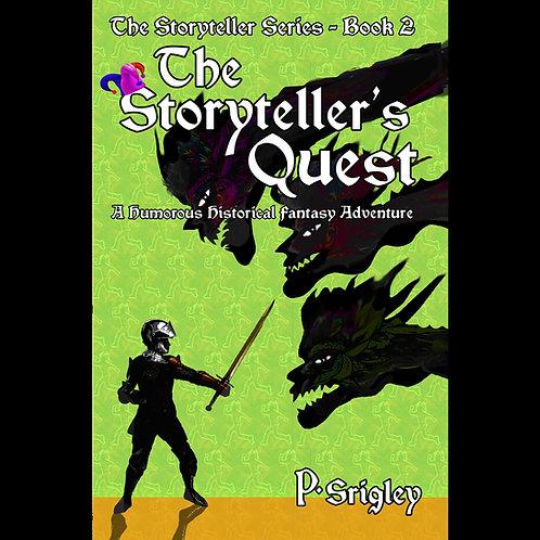 The Storyteller's Quest