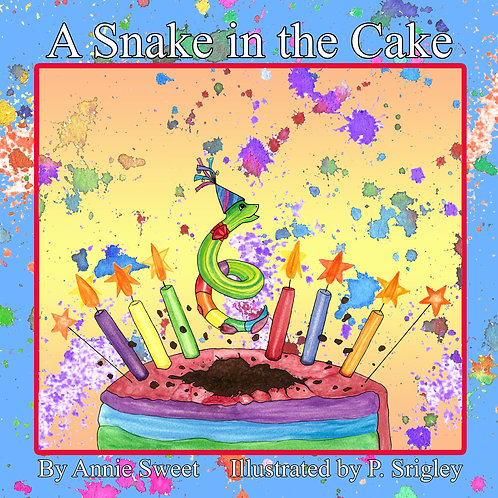 A Snake in the Cake