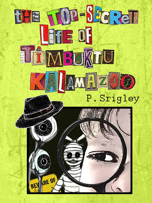 The Top-secret Life of Timbuktu Kalamazoo