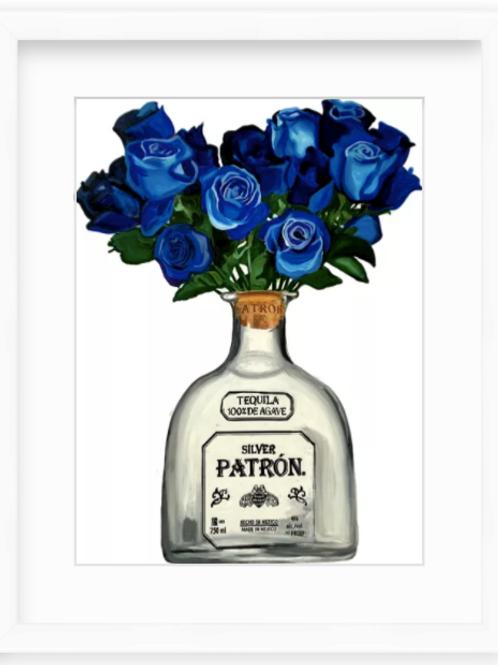 Patron Blue
