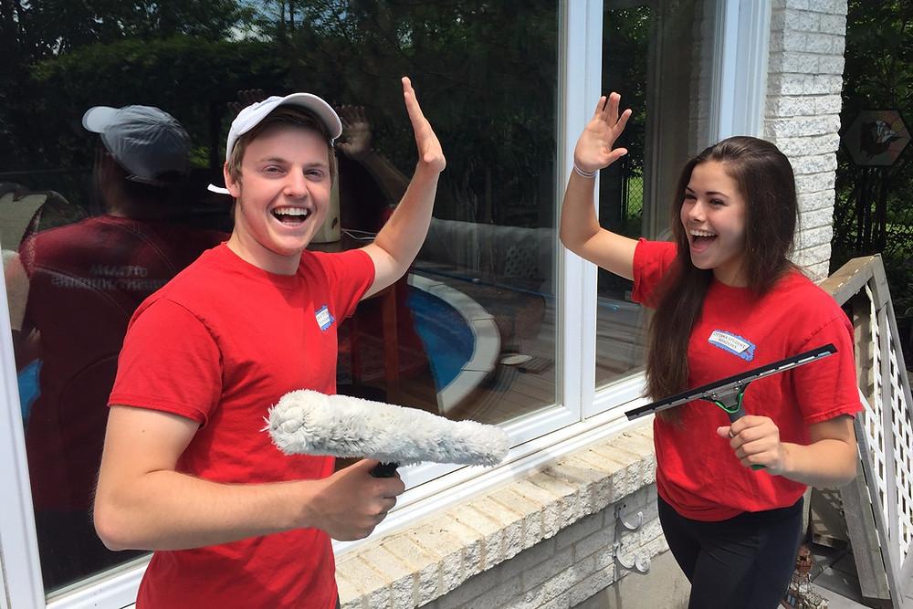 ottawa student window washers