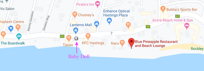 Baby Doll Map