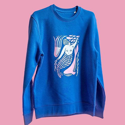 """Sweatshirt """"Miss Mermaid"""""""