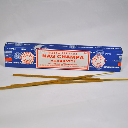 Nag Champa Incense 15g Box