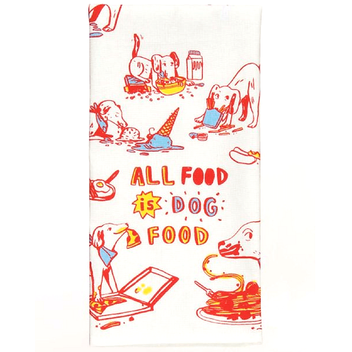 All Food is Dog Food