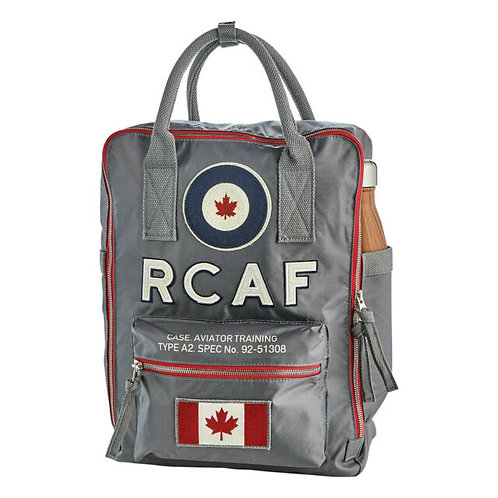 Red Canoe RCAF Backpack- Grey