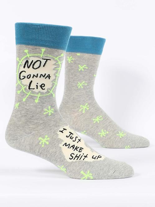 Not Gonna Lie...Socks