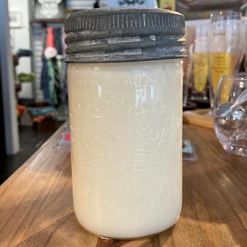 500ml Vintage Mason Jar Soy Candle