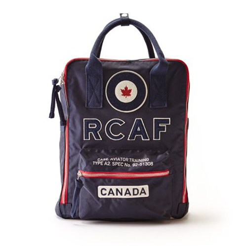Red Canoe RCAF Backpack- Navy