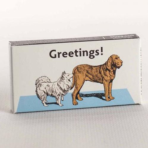 Greetings! Gum