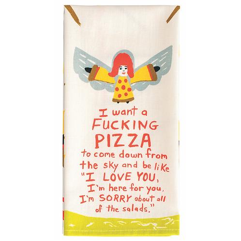 I Want F*cking Pizza
