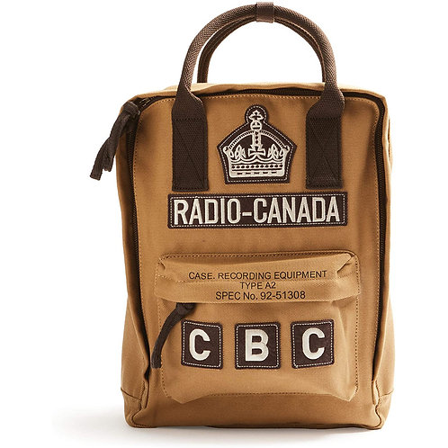 Red Canoe CBC Backpack