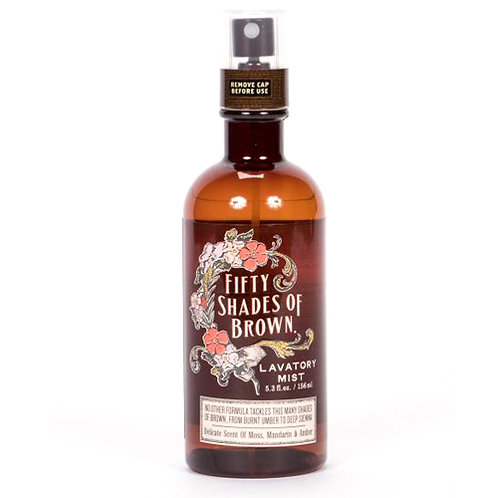 Fifty Shades of Brown Lavatory Mist
