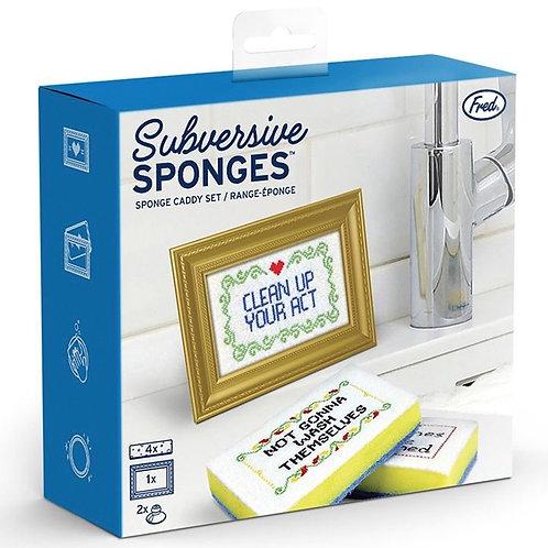 Subversive Sponges
